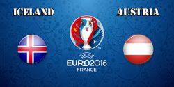 Prediksi Islandia vs Austria 22 Juni 2016