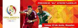 Prediksi Meksiko vs Venezuela 14 Juni 2016