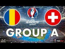 Prediksi Rumania vs Swiss 15 Juni 2016